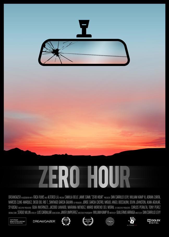 zero hour edoardo chavarin